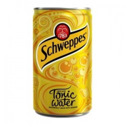 Schweppes – Tonic Water 0,150 л