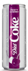 Coca-Cola Diet Coke Cherry 355ml