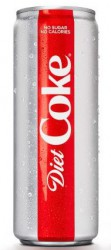 Coca-Cola Diet Coke No Sugar 355ml