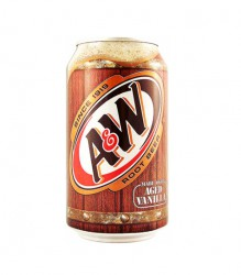 A&W – Root Beer 0,355 л