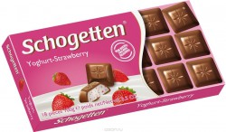 Schogetten Strawberry-Joghurt 100 гр