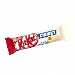 Kit Kat Chunky White Chocolate 40 гр
