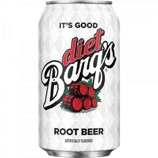 Barq's Root Beer Diet 355 мл