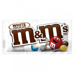 M&Ms драже White Chocolate 70 гр