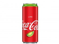 Coca-Cola Lime 330ml