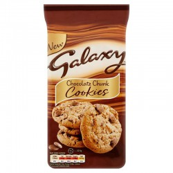 Печенье Galaxy Chocolate Chunk Cookies 180 гр