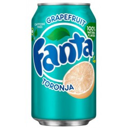 Fanta Grapefruit 355ml
