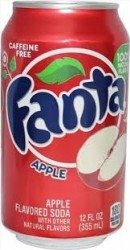 Fanta – Apple 0,355 л