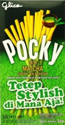 Pocky Stick Green Tea 33 гр