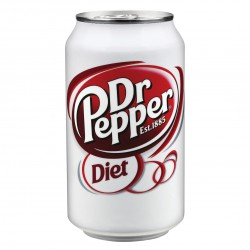 Dr. Pepper – Diet 0,355 л