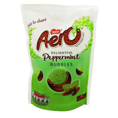 Nestle Aero Peppermint Bubbles 113 гр