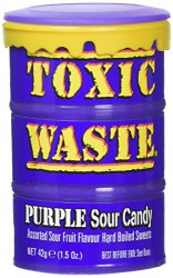 Toxic Waste Tub Purple       48 гр