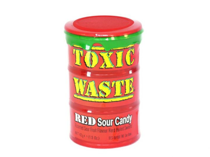 Toxic Waste Red 48 гр