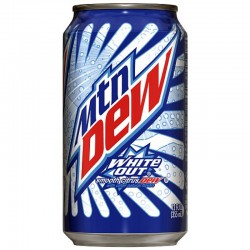 Mountain Dew – White Out 0,355 л