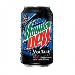 Mountain Dew – Voltage 0,355 л