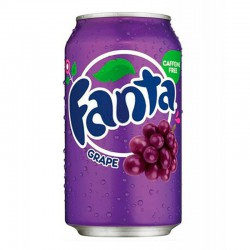 Fanta – Grape 0,355 л
