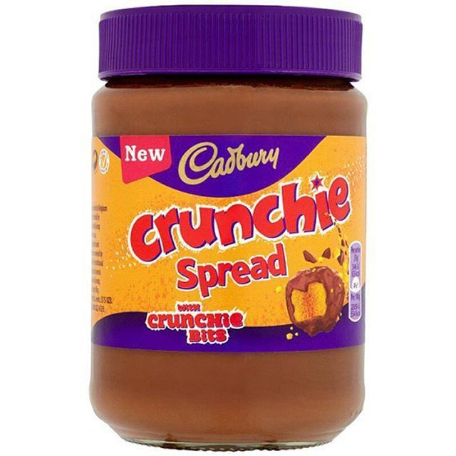 Cadbury Chunchie Chocolate Spread 400 гр