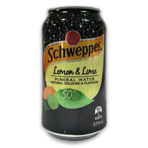 Schweppes – Lemon Lime 0,355 л